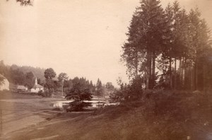 Marlimprez Switzerland Reuss Valley old Photo 1875