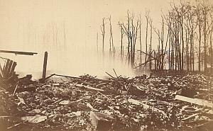 Civil War Disaster Commune de Paris old CC Photo 1871