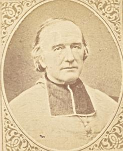 Commune Victim Bishop Darboy France old CDV Figaro 1875
