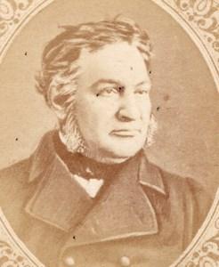 Writer Journalist Louis Veuillot France CDV Figaro 1875