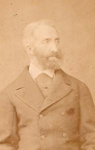 Duc de Nemours Louis Orleans France old CDV Photo 1870