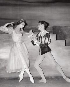 Poland Dance Ballet Theater Paris Lipnitzki Photo 1960