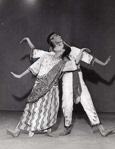Philippines Dance Ballet Paris Lipnitzki Photo 1960