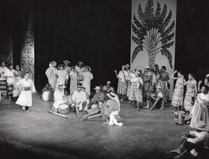 Madagascar Dance Ballet Paris Lipnitzki Photo 1960