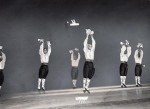 Guipuscoa Dance Ballet Basque Lipnitzki Photo 1960