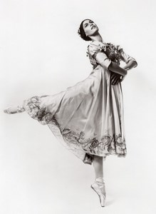 Margery Lambert Canadian Dance Ballet Old Photo 1969
