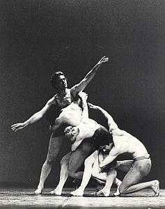 Brian MacDonald Canadian Dance Ballet Old Photo 1969
