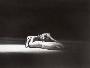 John Butler Creation Canadian Dance Ballet Photo 1969