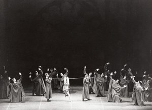 Carmina Burana F Nault Canadian Dance Ballet Photo 1969