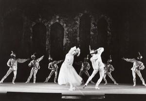 Glazounov F Nault Canadian Dance Ballet Old Photo 1969