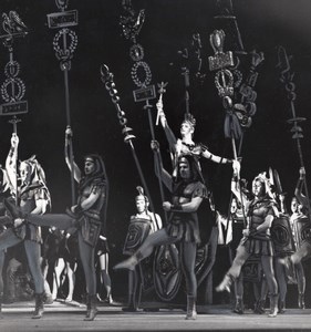 Vlassiliev Maximova Bolshoi Dance Ballet Photo 1972