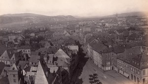 General View Trier Germany Old Frith's Photo 1880