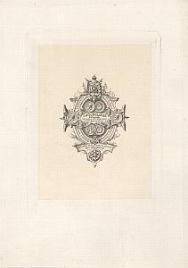 Photography Studio Guimaraes Publicity Card Brazil 1880