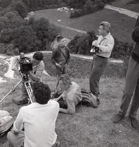 Rossignol Studio Film Photo at Work Paris France 1960
