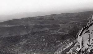 Panorama Constantine City Algeria old Photo 1925