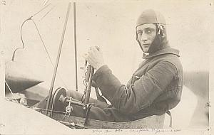 Reims Hanriot Early French Aviation Vidart Photo 1910