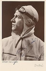 Potez 53 French Aviation Georges Detré signed PC 1935