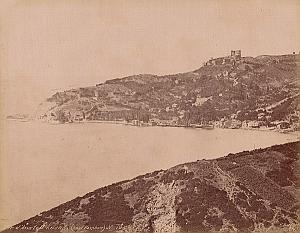 Anatoli Kavak High Bosphorus Turkey Berggren Photo 1880