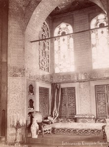 Bagdad Kiosk Istanbul Turkey Abdullah Photo 1880