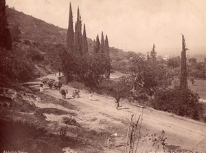 Tchekirghe Bath Road Turkey Abdullah Photo 1880