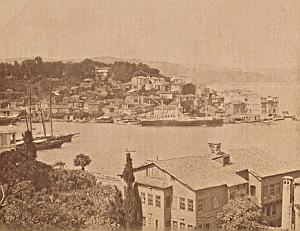 Terapia Bosphorus Turkey old Abdullah Photo 1880