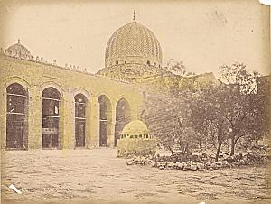 Baskouk Sultan Mosquee Cairo Egypt old Photo 1880