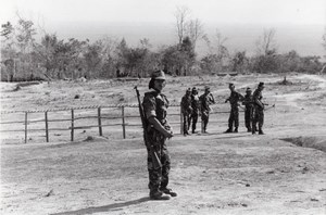 Young Red Khmers Khmero Thai Border old Photo 1984
