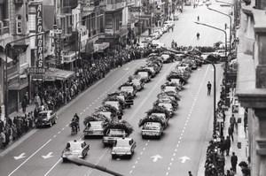 Argentina Buenos Aires Juan Peron Funeral Photo 1974