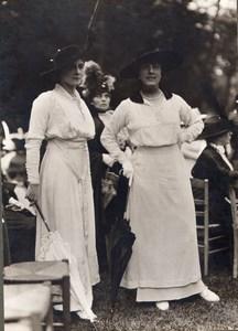 La Mode aux Courses Fashion France Seeberger Photo 1920