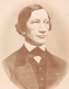 Physician Gustave Adolf Hirn Colmar Meyer Photo 1885