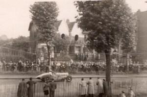 Johnny Claes HWM F2 Speed Race Roubaix Snapshot 1950