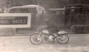Anderson Guzzi 500 Speed Race Roubaix Snapshot 1950