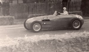 Automobile Racing F2 Speed Race Roubaix Snapshot 1950