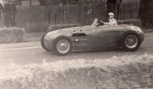 Automobile Racing F2 Speed Race Roubaix Snapshot 1950
