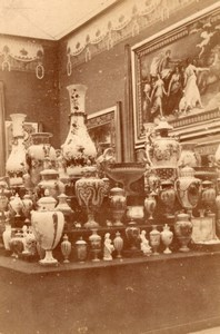 Porcelaine Sevres Gobelins World Fair Paris Photo 1867