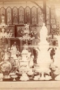 Faience Italian Section World Fair Paris Photo 1867