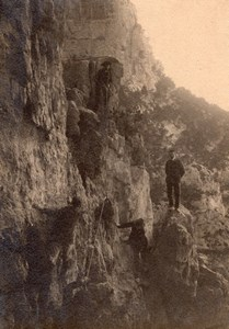 Grande Candelle Marseille Rock Climbing Photo 1900