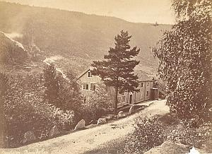 Ormheim Møre og Romsdal Ormheim Ronsdalen Norway Old Photo 1885