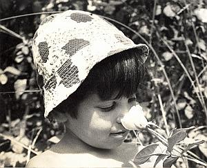 Israel Amiram Young Boy Study Old Maziere Photo 1965