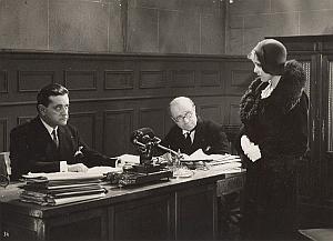 Actor Marcel Vibert France Old CAC Film Photo 1940