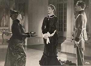 Actress Gabrielle Dorziat France Old Film Photo 1940