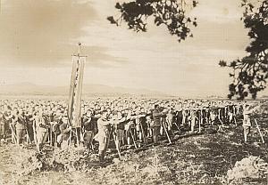 WWII World War Japan Army Propaganda News Photo 1942