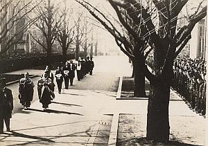 WWII World War Japan Parade Propaganda Photo 1942