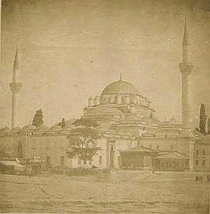 Constantinople Mosque James Robertson Salt Print 1854
