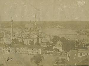 Constantinople Panorama Robertson Salt Print 1854