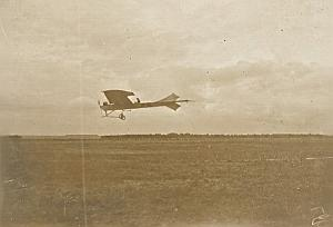 Antoinette Latham Pilot Early Aviation Reims Photo 1909