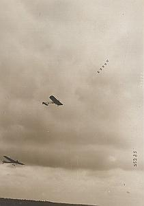 Latham & Olieslagers Reims Early Aviation Photo 1910