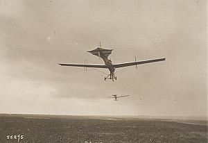 Latham Labouchere Reims Early Aviation old Photo 1910