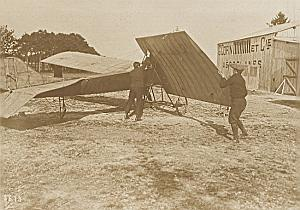 Copin Revillard Monoplan Chalons/M Aviation Photo 1912