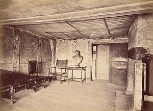 Shakespeare House United Kingdom Old Bedford Photo 1880